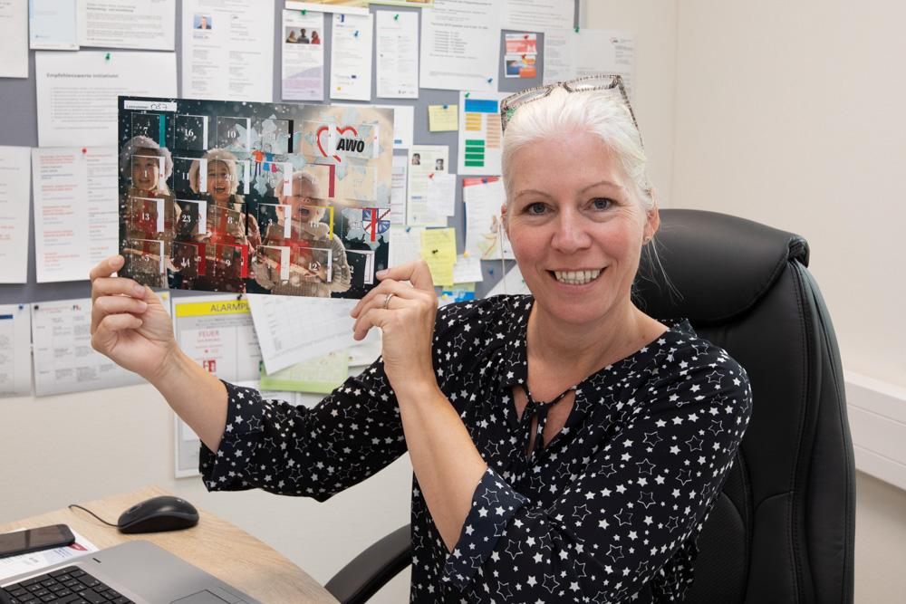 Anke Schirm von der AWO ist Leiterin des Wankendorfer Familienzentrums.