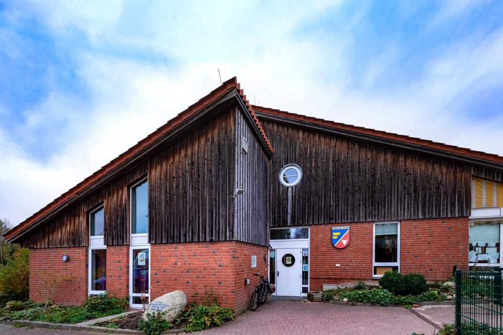 Dorfgemeinschaftshaus in Stolpe.