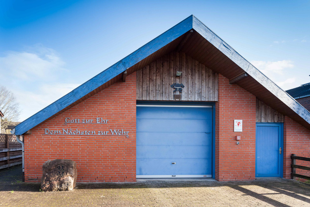 Feuerwehrgerätehaus Tasdorf
