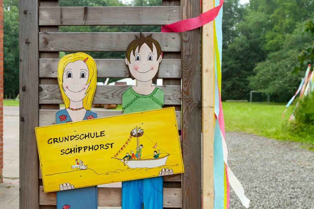 Grundschule Schipphorst_ein Stück gesunde Heimat auf dem Lebensweg der Kinder.