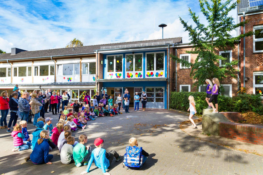 Grundschule Wankendorf und Umgebung