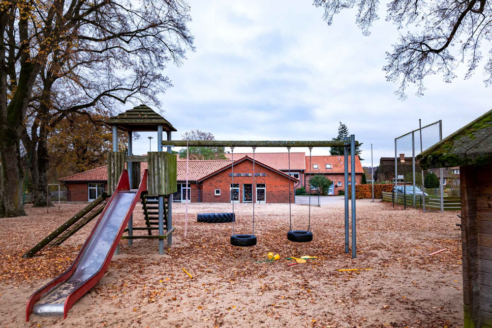 Grundschule in Stolpe.