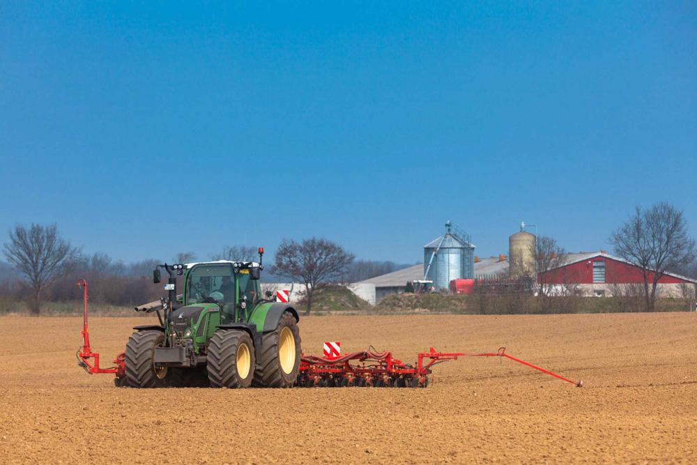Ein starkes Stück Gemeinschaft-Wirtschaftsfaktor Landwirtschaft.