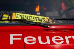 Retten, Löschen, Schützen, und lebendige Gemeinschaft, Freiwillige Feuerwehr, im Dienst der Mitbürger und Umwelt.
