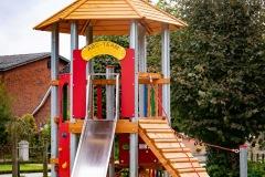 Schule und Raum zum Spielen gehören in den Bokhorst-Wankendorfer Gemeinden dazu.