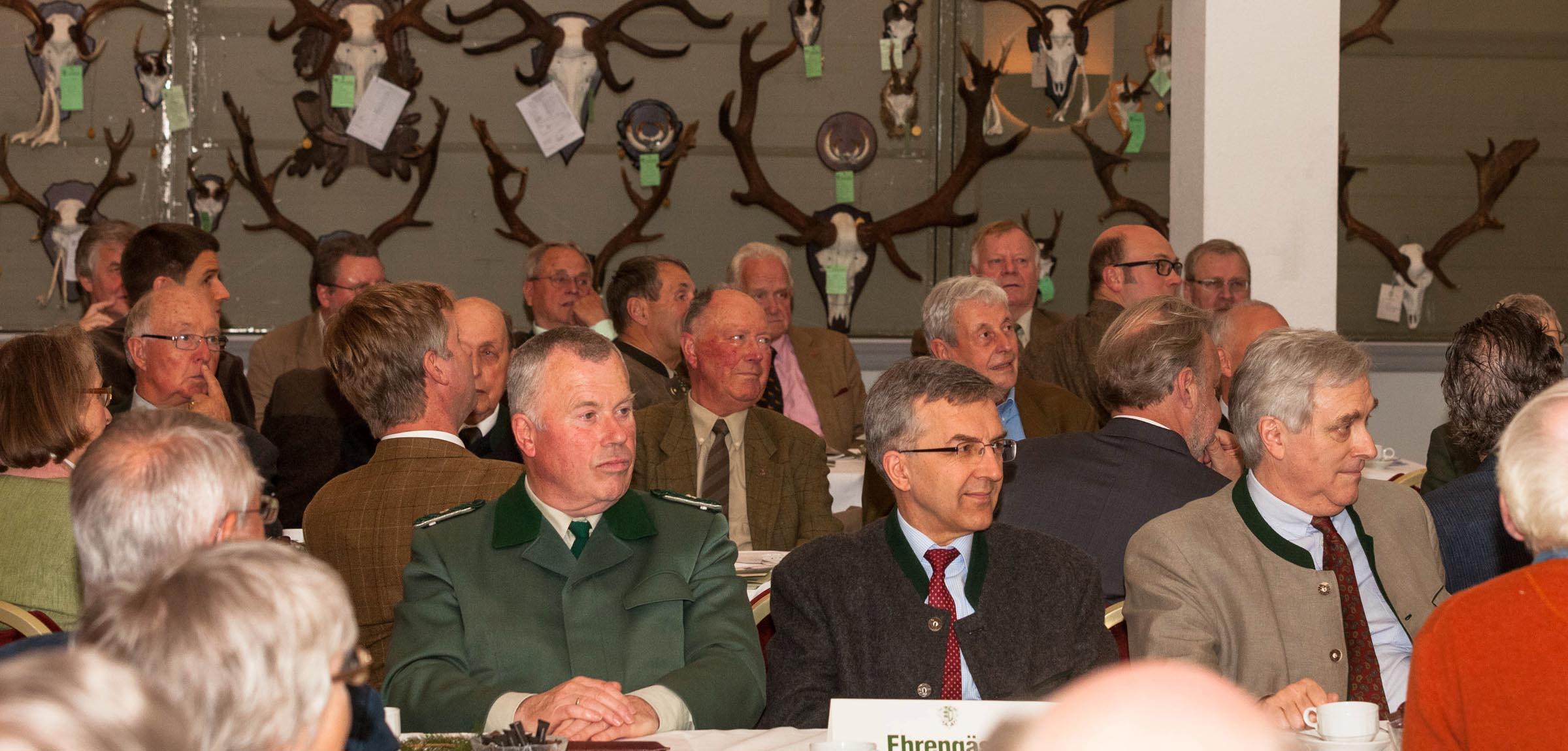 Schleswig-Holsteins Jäger wollen Änderungen jagdlicher Rahmenbedingungen nicht ohne fundierte Sachgründe und wissenschaftliche Begleitung hinnehmen. Das war Tenor auf dem Landesjägertag im Rendsburger  Conventgarten