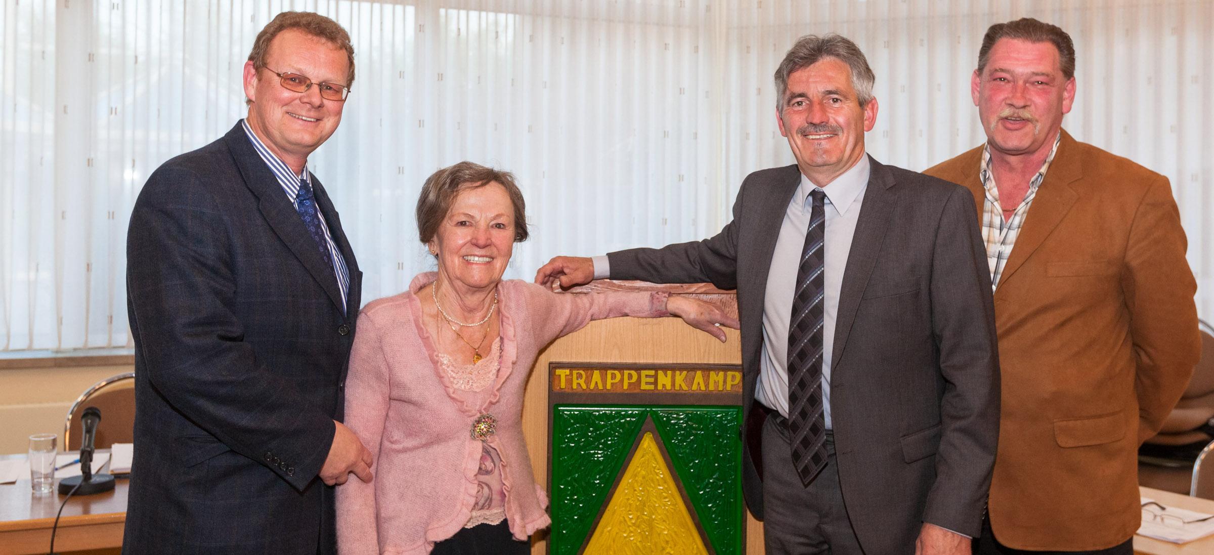 Trappenkamp hofft auf schwarze Null im Haushalt. Außerdem will die Gemeinde eine Straße nach dem ehemaligen Getränkeunternehmer Rudolf Ducke benennen.