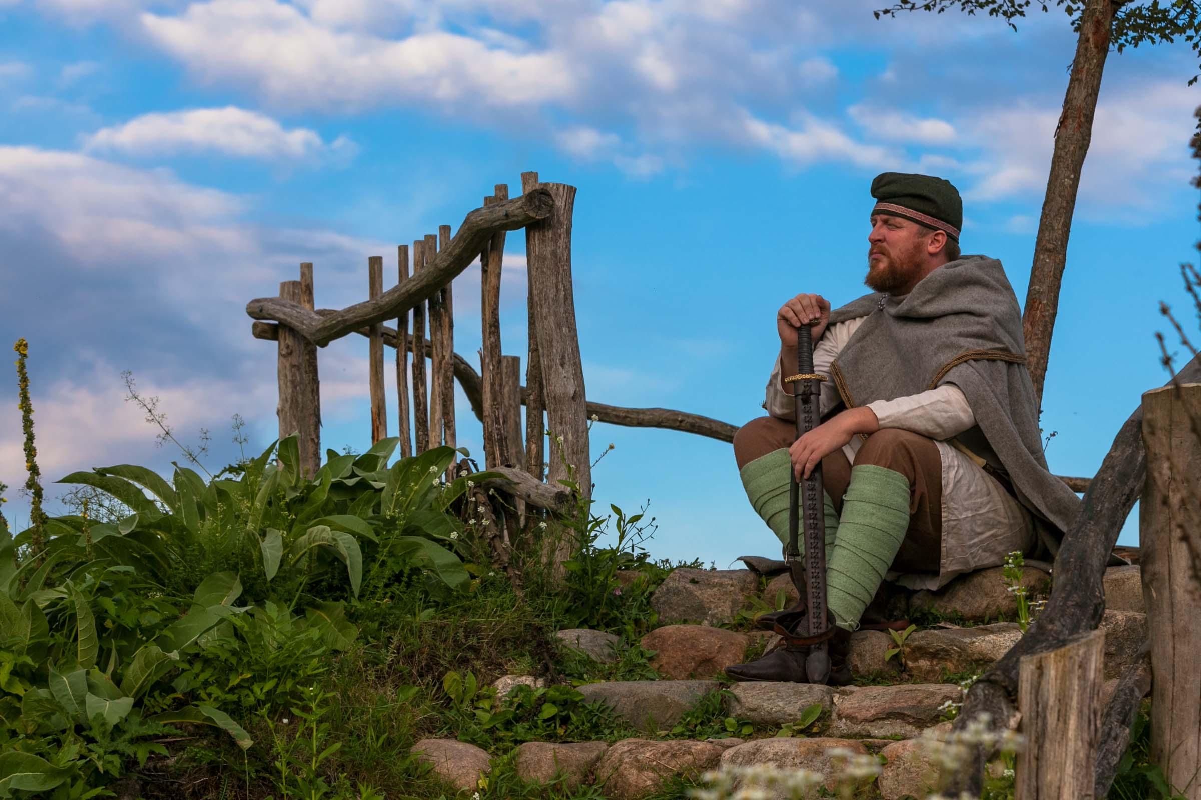10. / 11. Mai / Erlebniswald Trappenkamp / Schlacht bei Suentana 798 n. Chr. – die Slawen und Sachsen kommen!