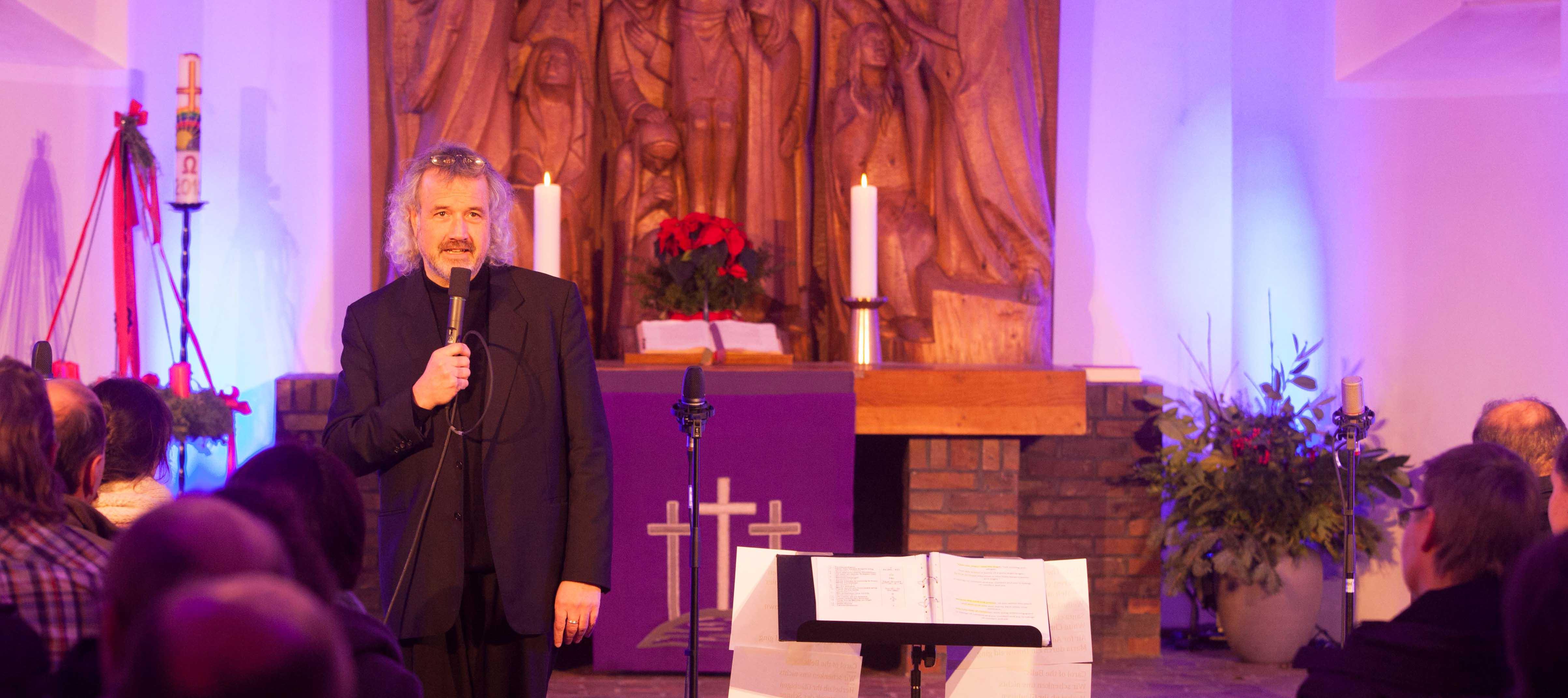 Muss sich Bokhorst nach einem neuen Pastor oder einer Pastorin umsehen? Nach über 25 Jahren als Gemeindepastor könnte Bokhorsts Gemeindepastor Erich Faeling zum Propst gewählt werden