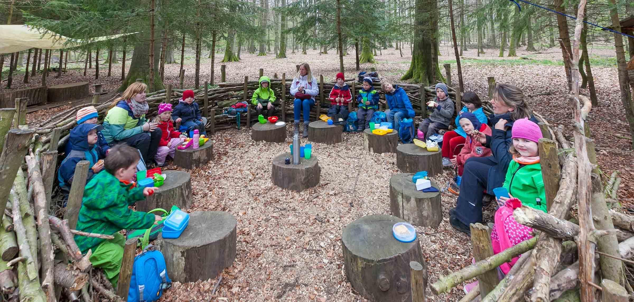 Bokhorst / Kreis Plön / Waldkindergarten im Wald nicht erwünscht