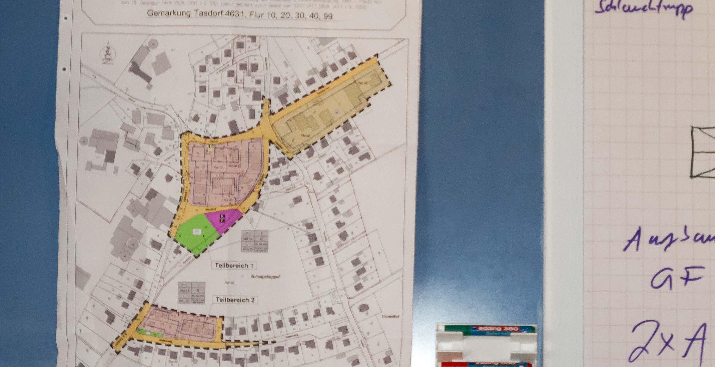 Tasdorfer CDU stoppt überraschend Bauplanung in der Gemeinde
