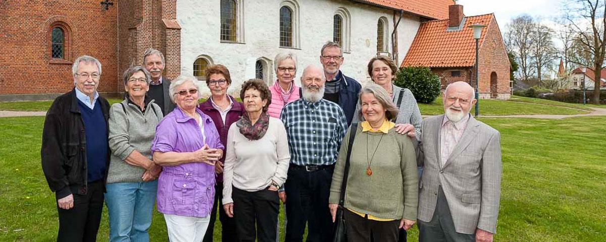 Ehemalige Sventana-Mittelschüler trafen sich in Bornhöved