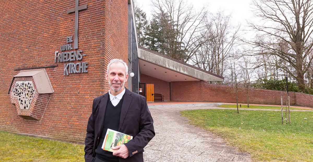 In der Trappenkamper Kirchengemeinde der Friedenskirche gibt es gleich zwei Gründe zum Feiern