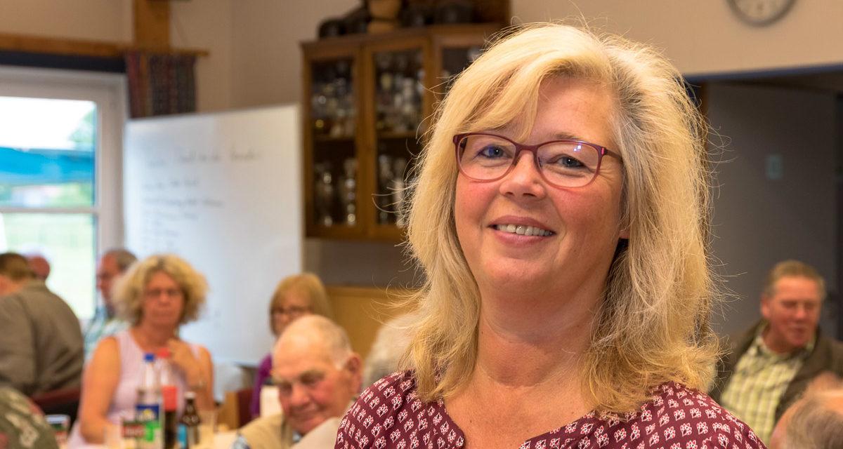 Großharrie hat eine Bürgermeisterin. Ilona Bredow wurde Holger Nohrdens Nachfolgerin.