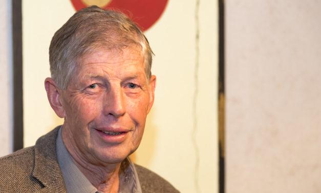 Heinrich Danker bleibt Bürgermeister in Schillsdorf.