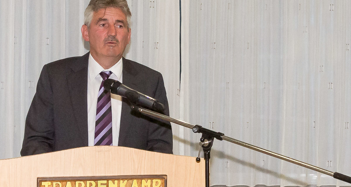 Trappenkamper SPD regiert im Alleingang. Trappenkamps alter und neuer Bürgermeister Harald Krille wünscht sich mehr politische Vielfalt und Mitarbeit.