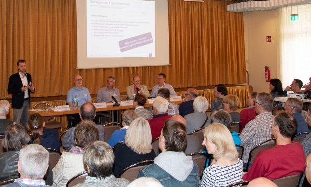 Wohin geht der Weg in Trappenkamp? Darüber sprachen Ortspolitiker, Planer und Bürger am Wochenende in einem offenen Diskussionsforum im Trappenkamper Bürgerhaus.