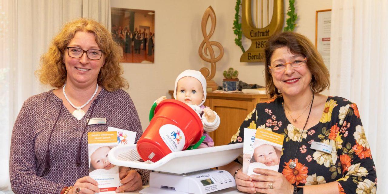 Frühe Hilfen – neue Eltern- und Babysprechstunde in Bornhöved.